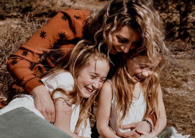 Ankie + family