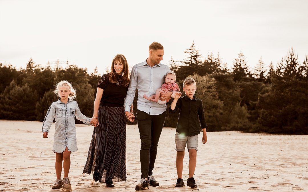 Nicole + family