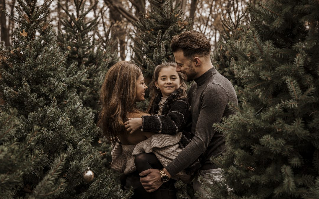Kerst mini shoots